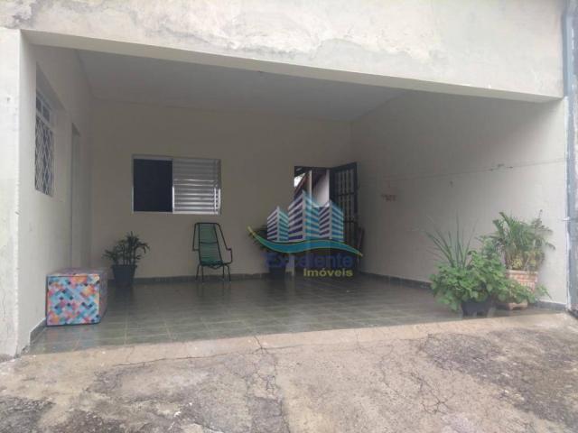 Casa residencial à venda, Parque Residencial Maria de Lourdes, Hortolândia. - Foto 3