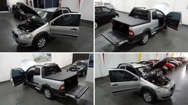 Fiat Strada Working 1.4 (Flex)(Cab.Dupla) - Foto 13
