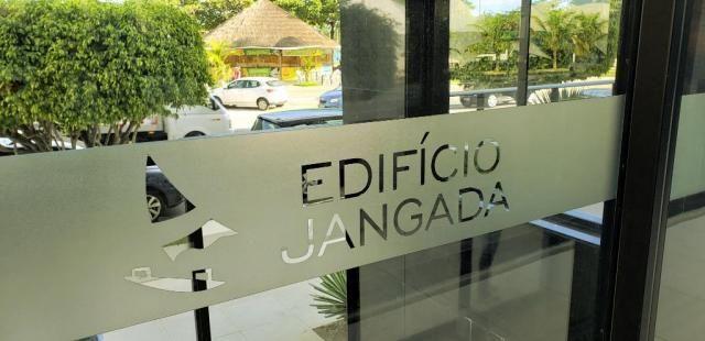 Vendo Jangada 155 m² Beira-mar Nascente 3 Quartos 2 Suítes 1 Gabinete 3 WCs 2 Vagas na Paj