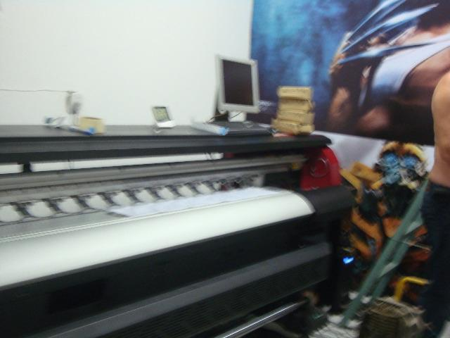 Plotter de impressão - Foto 3