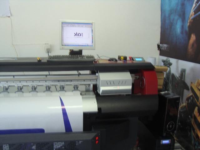 Plotter de impressão - Foto 4