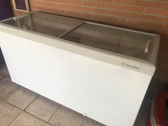 Freezer Horizontal Metalfrio