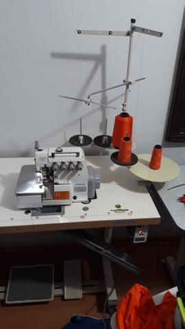 Máquina industrial de costura Overlock - Foto 2