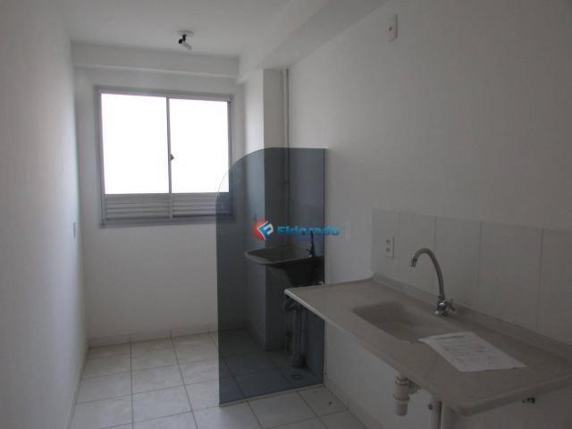 Apartamento com 2 dormitórios para alugar, 49 m² por r$ 800/mês - parque yolanda (nova ven - Foto 4