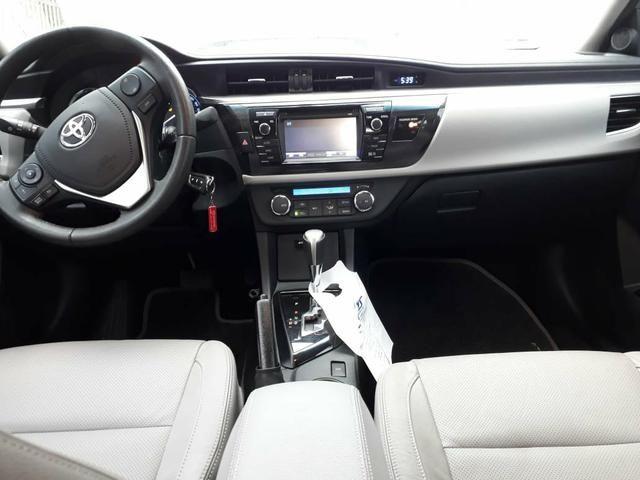 Corolla xei 2017 *33 mil km original - Foto 5
