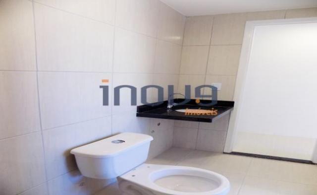 Apartamento com 3 dormitórios à venda, 78 m² por R$ 338.693,81 - Jacarecanga - Fortaleza/C - Foto 5