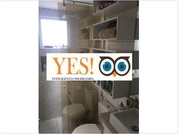 Apartamento 2/4 para Venda no Condomínio Vila de Espanha - SIM - Foto 12