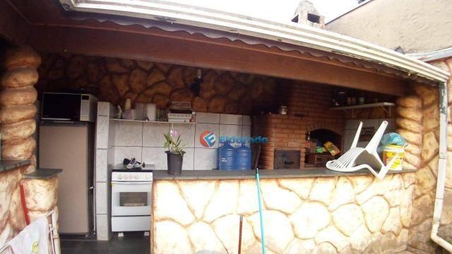 Casa com piscina e área de lazer, 3 dormitórios à venda, 144 m² por r$ 480.000 - jardim sa - Foto 3