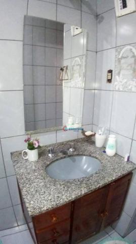 Casa com piscina e área de lazer, 3 dormitórios à venda, 144 m² por r$ 480.000 - jardim sa - Foto 9