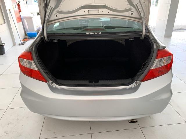 Honda Civic LXL 1.8 Aut - 2012 - Foto 8