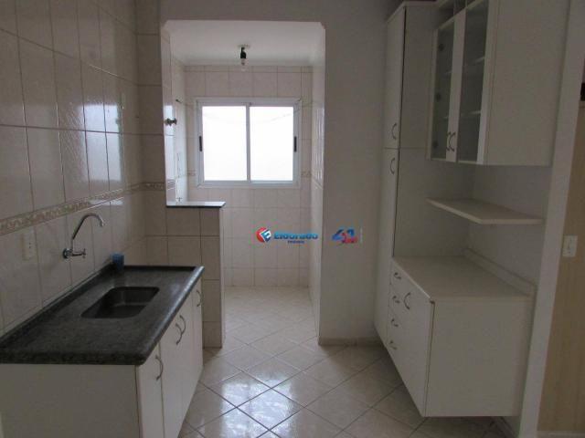 Apartamento residencial para locação, centro, nova odessa. - Foto 5