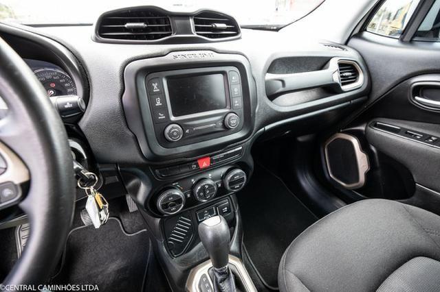 Jeep Renegade 1.8 flex Longitude Automático - Foto 13