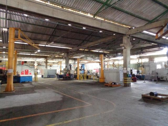 Galpões planta industrial em operação, indústria, cia sul, simões filho. - Foto 18