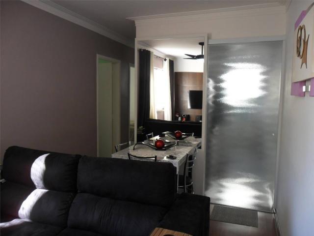 Apartamento residencial à venda, parque bandeirantes i (nova veneza), sumaré - ap3060. - Foto 16