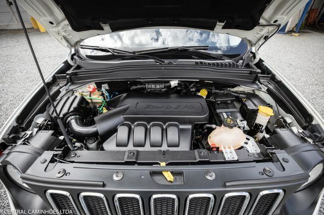 Jeep Renegade 1.8 flex Longitude Automático - Foto 17