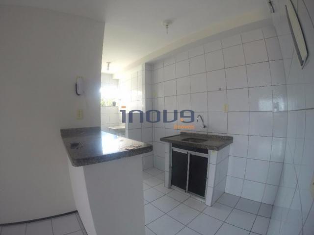 Apartamento com 3 dormitórios à venda, 76 m² por R$ 245.000 - Maraponga - Fortaleza/CE - Foto 20