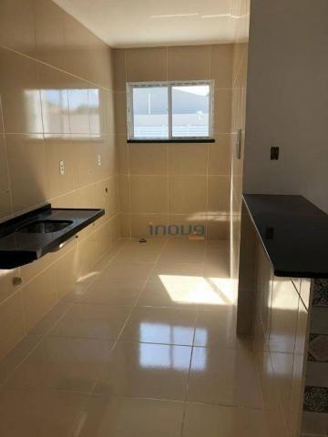 Apartamento com 2 dormitórios à venda, 54 m² por R$ 115.000,00 - Centro - Pacatuba/CE - Foto 2
