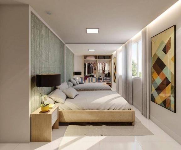 Apartamento com 2 dormitórios à venda, 44 m² por R$ 124.990,00 - Centro - Caucaia/CE - Foto 7