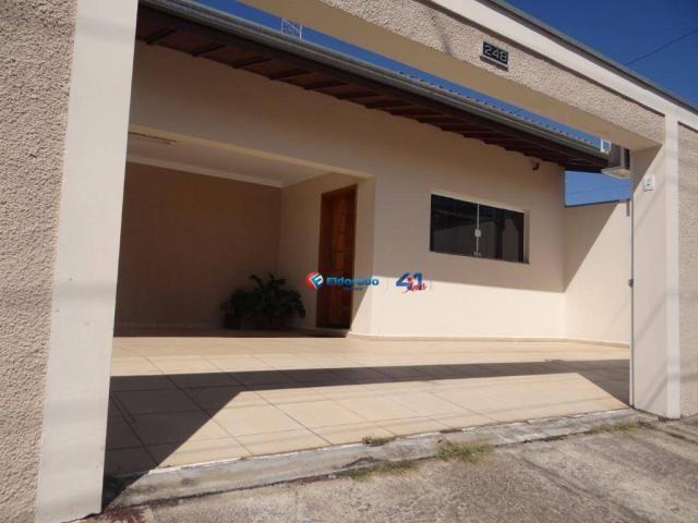 Casa à venda, 182 m² por r$ 368.000,00 - jardim são pedro - hortolândia/sp - Foto 7