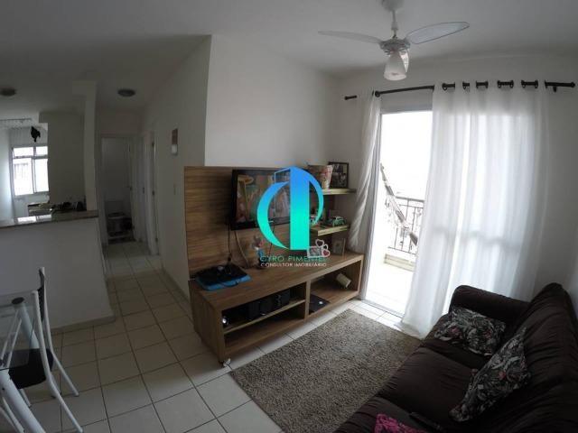 Apartamento 2 Qts Sol da manhã em Colina de Laranjeiras - Foto 3