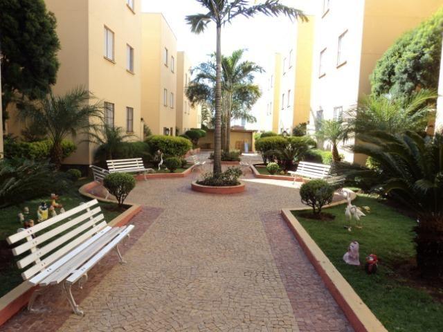 Apto. 2 dormitórios - Pq. Bnadeirantes - Sumaré - Foto 2