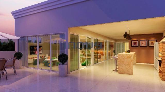 Apartamento à venda, 56 m² por R$ 302.683,73 - Jacarecanga - Fortaleza/CE - Foto 12