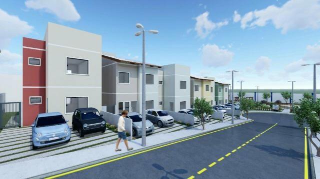 Casas no bairro Santa Rafaela - Foto 9
