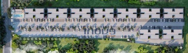 Apartamento com 2 dormitórios à venda, 44 m² por R$ 124.990,00 - Centro - Caucaia/CE - Foto 10