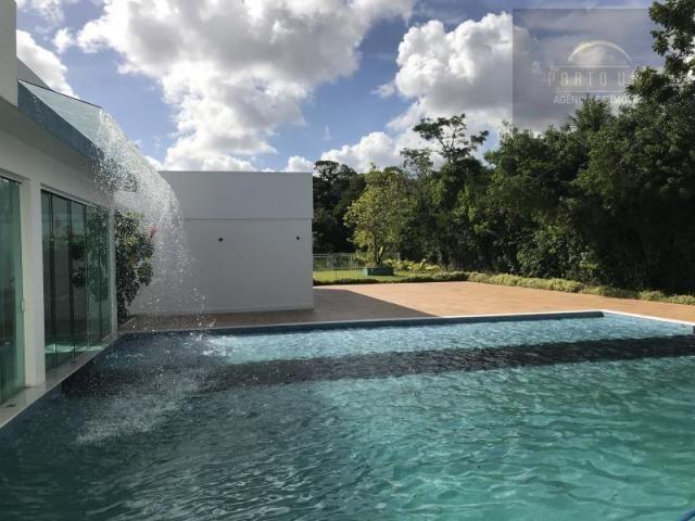 Casa em condomínio para venda em lauro de freitas, encontro das águas, 8 dormitórios, 8 su - Foto 2