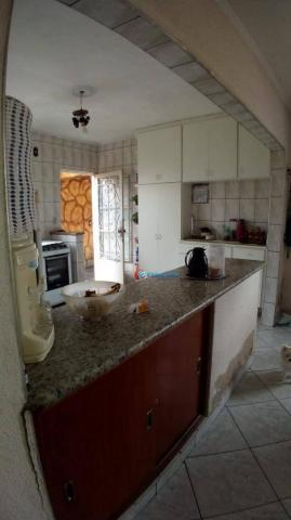 Casa com piscina e área de lazer, 3 dormitórios à venda, 144 m² por r$ 480.000 - jardim sa - Foto 8