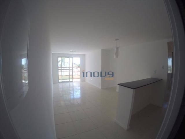 Apartamento com 3 dormitórios à venda, 78 m² por R$ 338.693,81 - Jacarecanga - Fortaleza/C - Foto 4