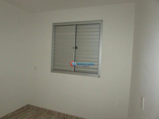 Apartamento com 2 dormitórios para alugar, 49 m² por r$ 800/mês - parque yolanda (nova ven - Foto 6