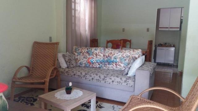 Casa com 2 dormitórios à venda, 80 m² por r$ 170.000,00 - jardim são bento - hortolândia/s - Foto 3