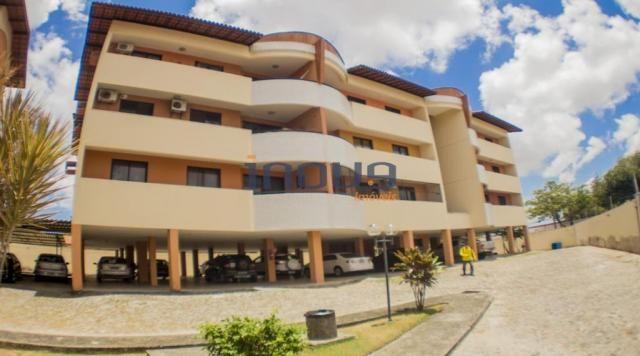Apartamento com 3 dormitórios à venda, 76 m² por R$ 245.000 - Maraponga - Fortaleza/CE - Foto 13
