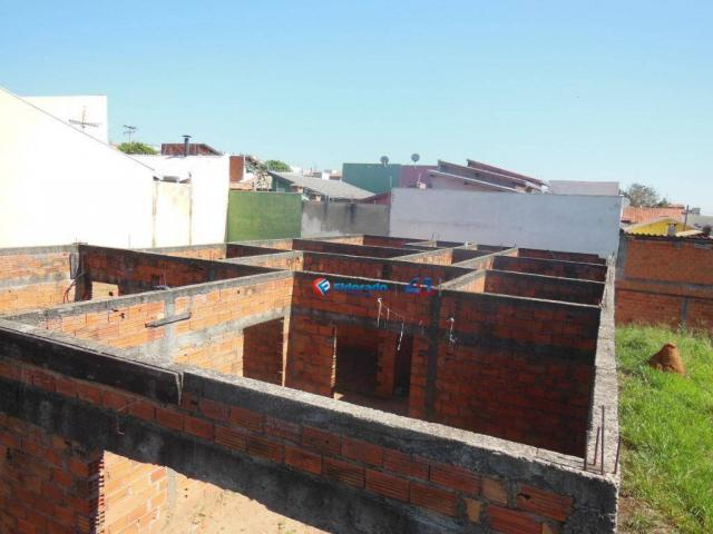Casa à venda, 120 m² por r$ 250.000,00 - jardim terras de santo antônio - hortolândia/sp - Foto 4