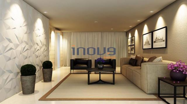 Apartamento à venda, 56 m² por R$ 302.683,73 - Jacarecanga - Fortaleza/CE - Foto 6