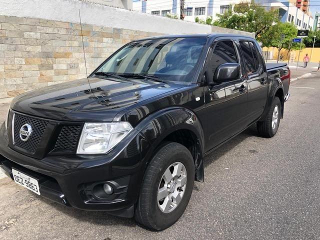 Nissan Frontier 4x4 Diesel Completo