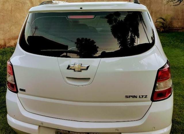 Chevrolet Spin 1.8 Ltz 7Lug Aut.<br><br> - Foto 7