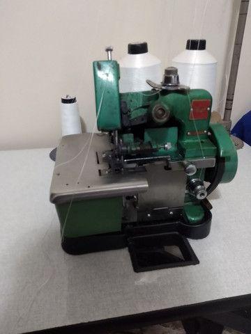 Máquina overlock para costurar - Foto 2