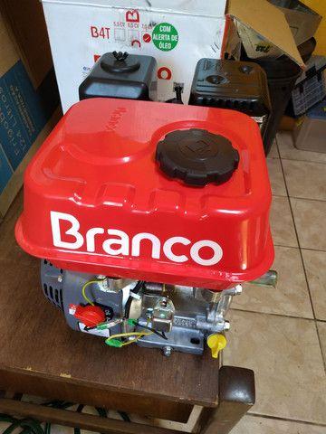 Motor b4t Gasolina Branco. - Foto 2