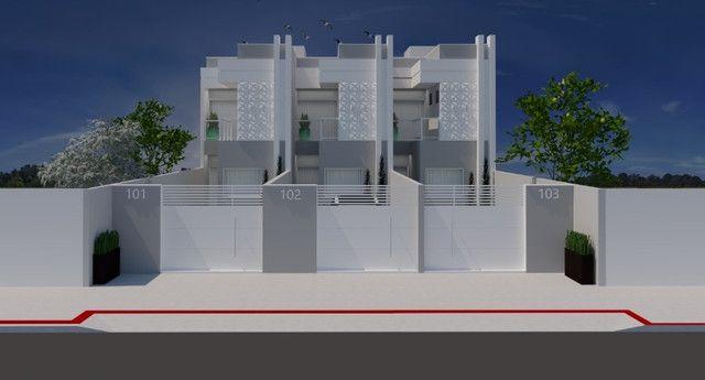 Casa duplex no Lagoa Park I com 03 quartos sendo 01 suíte e amplo quintal - Foto 3