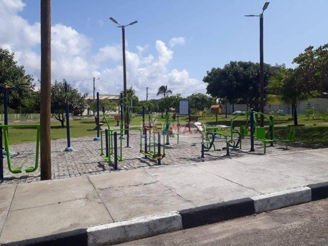 Terreno cond. Parque do Jacuipe - 675 m² por R$ 330.000 - Barra do Jacuípe - Camaçari - Foto 2