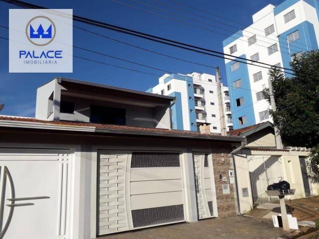 Casa à venda, 140 m² por R$ 400.000,00 - Jardim São Francisco - Santa Bárbara D'Oeste/SP