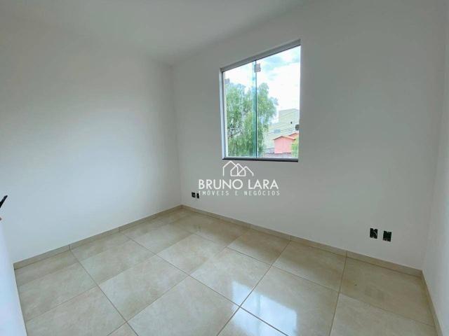 Casa com 3 dormitórios para alugar, 75 m² por R$ 900/mês - Vale Do Amanhecer - Igarapé/MG - Foto 8