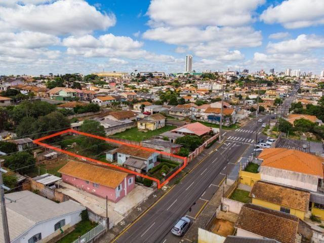 Terreno à venda em Uvaranas, Ponta grossa cod:V1365 - Foto 10