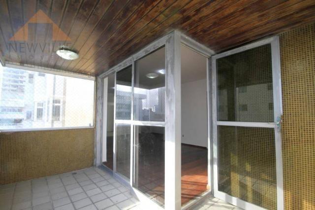 Apartamento com 3 quartos à venda, 163 m² por R$ 749.999 - Boa Viagem - Recife - Foto 4