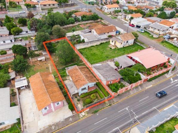 Terreno à venda em Uvaranas, Ponta grossa cod:V1365
