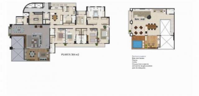 Apartamento à venda, 5 quartos, 4 suítes, 5 vagas, Joquei - Teresina/PI - Foto 8