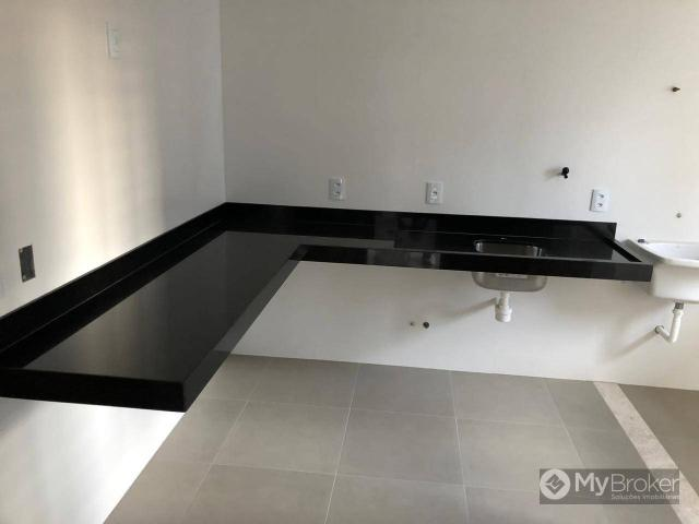 Apartamento com 4 dormitórios à venda, 220 m² por R$ 1.100.000,00 - Setor Bueno - Goiânia/ - Foto 7
