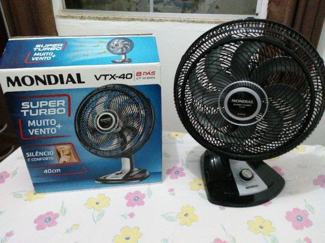 Ventilador 40 cm - Foto 2
